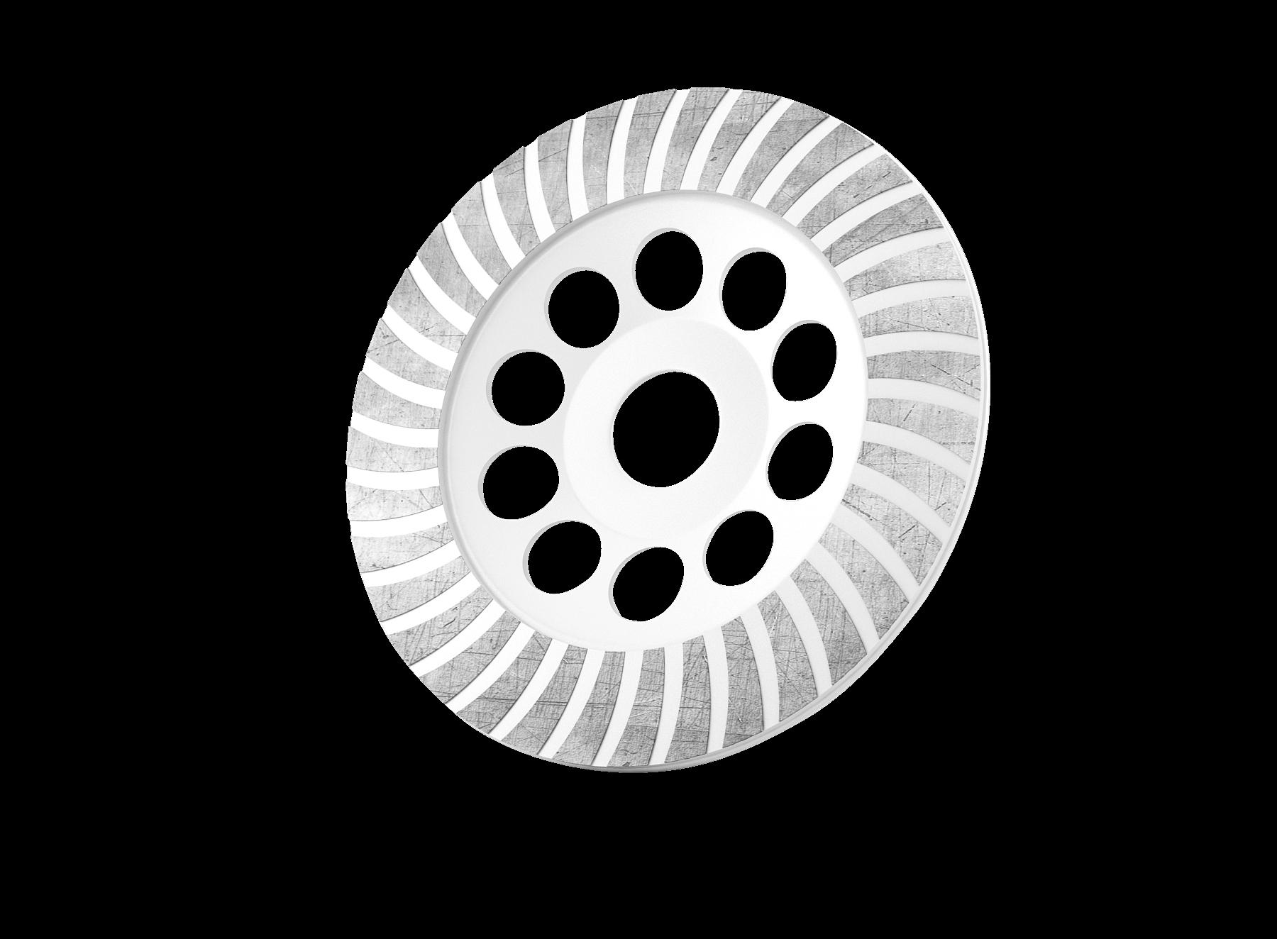 Turbo Cup Wheel #80-100