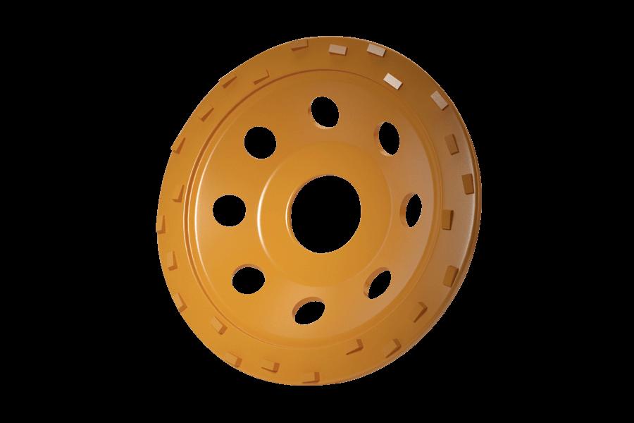 PCD-cup Wheel