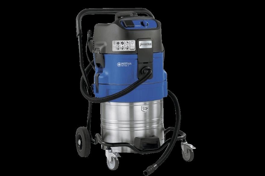 Industrial Vacuum Cleaner Nilfisk Alto Attix 761-21 XC