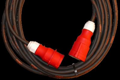 Five-pin Plug 16A
