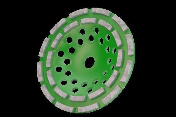 PKD komschijf groen